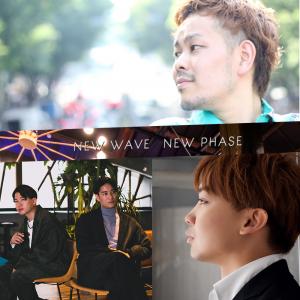 4/17 【中止】NEW WAVE NEW PHASE vol.2 延期公演★有観客&配信ライブ